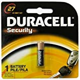 A27 Battery By Duracell (3 Packs)