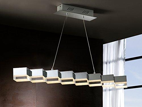 Schuller lampada led a bassa prism l amazon illuminazione