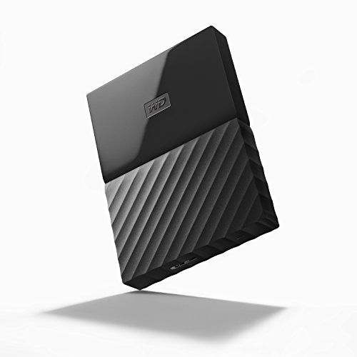 WD 4TB My Passport for Mac Portable external Hard Drive - USB-C/USB-A Ready - WDBP6A0040BBK-WESE