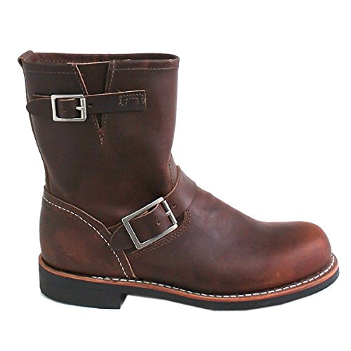 Red Wing Engineer Boots - 5