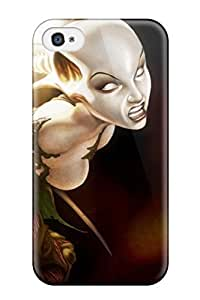High-quality Durable Protection Case For Iphone 4/4s( The Chronicles Of Spellborn )