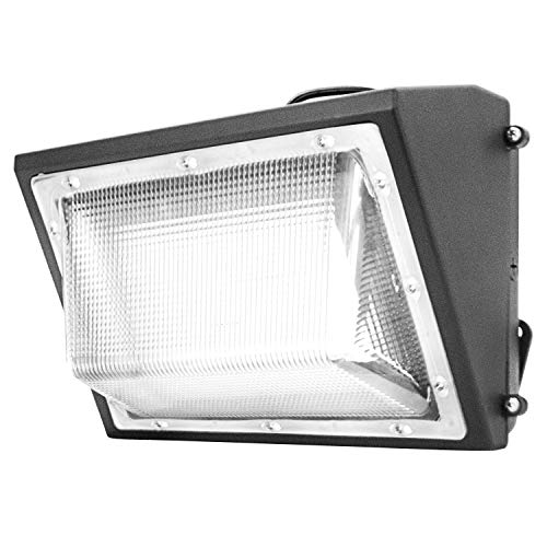 125Watt LED Wall Pack Commercial Industrial Light Outdoor Security Fixture IP65