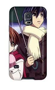 Audrill Case Cover Protector Specially Made For Galaxy S5 Clannad