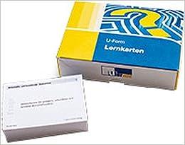 Rechnungswesen Intensiv Lernkarten Amazonde Thomas Kurz Bücher