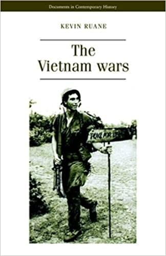 Book The Vietnam wars (Documents in Modern History MUP)