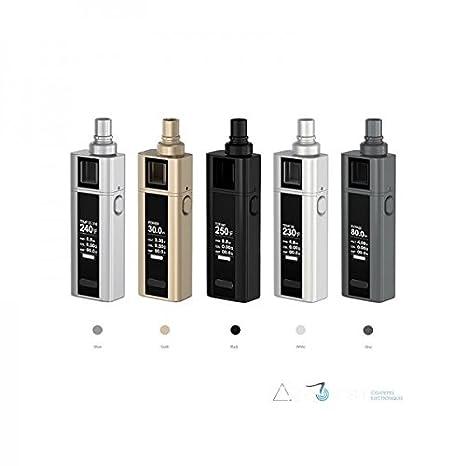 Joyetech - Kit Cuboid Mini - Sin Tabaco - Sin Nicotina - Color: Negro: Amazon.es: Salud y cuidado personal