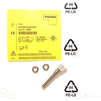 TURCK Bi1-EG05-AN6X-V1331 4608740 Inductive sensor free shipping