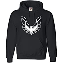 Adult Pontiac Firebird Logo GTA Trans-Am Retro Sweatshirt Hoodie