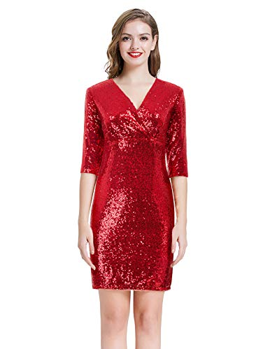 Valentine's Knee-Length Cocktail Dresses