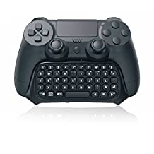 Wireless Bluetooth Keyboard for PS4 Controller