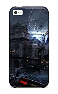 Hot Fashion Design Case Cover For Iphone 5c Protective Case (dr Who)