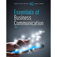 Essentials of Business Communication (with Premium Website, 1 term (6 months) Printed Access Card)