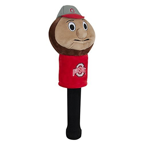 Team Effort Ohio State Buckeyes Mascot Headcover - Sock