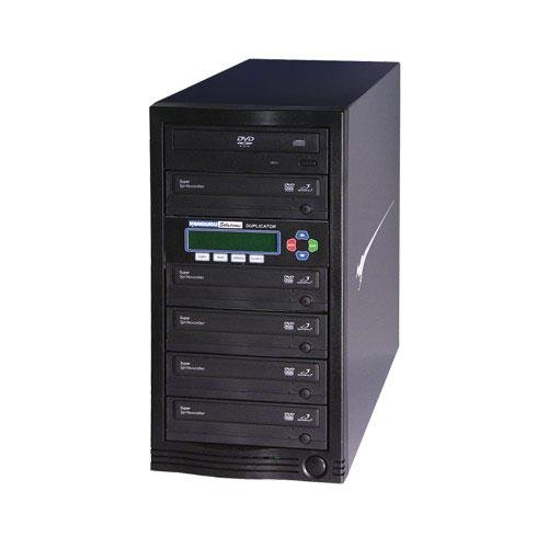 1-to-5, 24x Kanguru DVD Duplicator by Kanguru Solutions