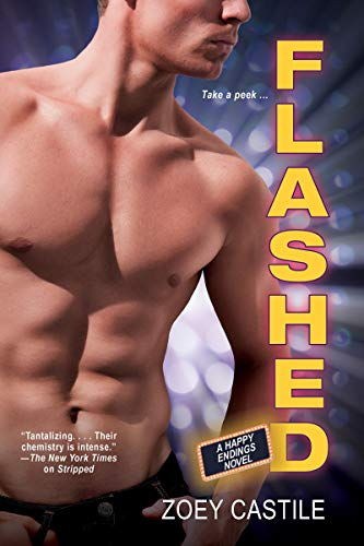 Flashed (Happy Endings Book 3)