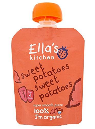 Ella's Kitchen First Taste Sweet Potato 70 g (Pack of 7) 79415