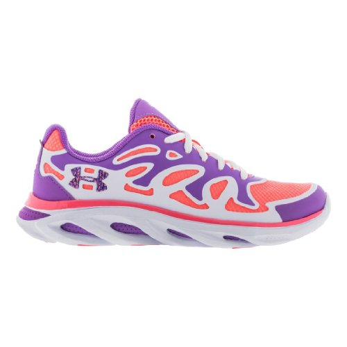 Under Armour Big Girls Grade School Micro G Spine Evo Running Shoes Exotic Boom/Brilliance/White uCYH0FeT
