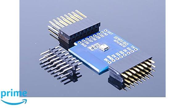 ACROBOTIC WeMos ESP8266 D1 Mini DHT-22 Temperature//Humidity Sensor Shield for Arduino NodeMCU Raspberry Pi Wi-Fi IoT DHT22