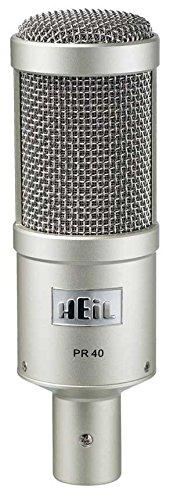 Heil PR-40 Dynamic Studio Recording Microphone by HeiL