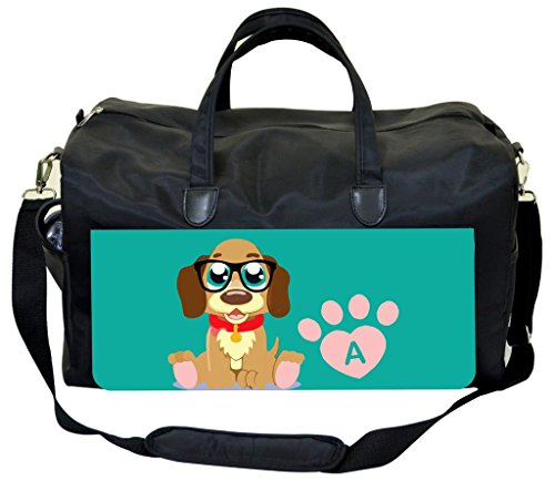Hipster Puppy Gym Bag