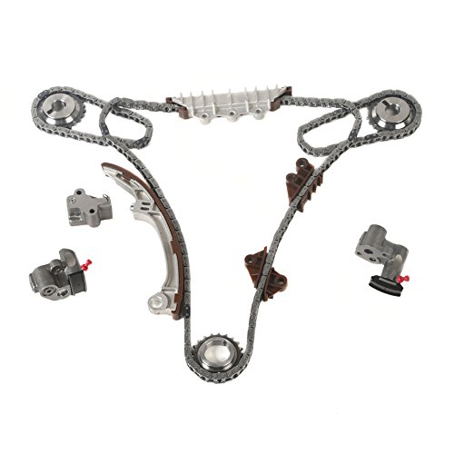 MOCA Timing Chain Kit for 2001-2003 Infiniti QX4 & 2001-2004 Nissan Pathfinder 3.5L V6 GAS DOHC