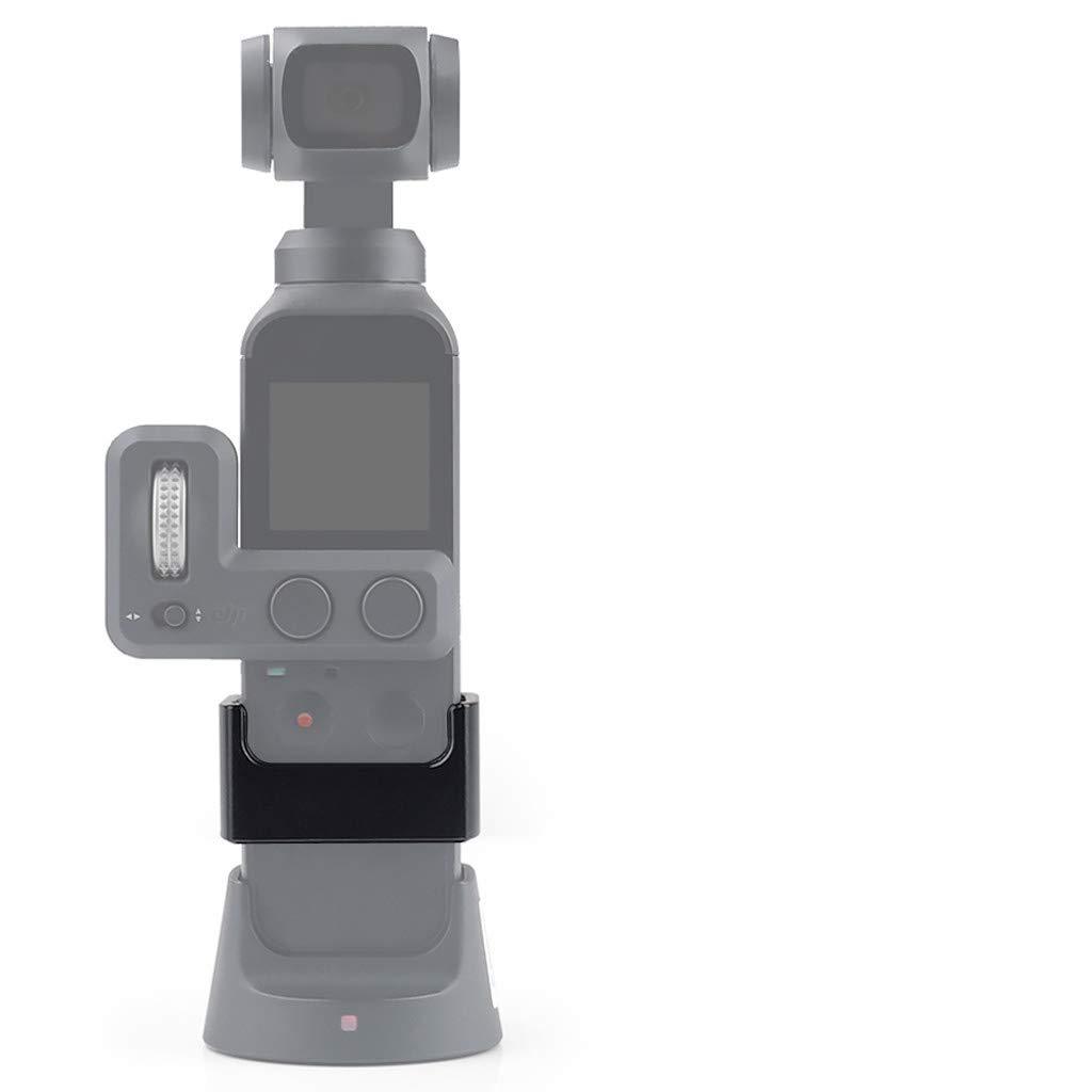 Yamart DJI Osmo Pocket プロフェッショナルビデオアクセサリーカメラ用 多機能キット アダプターマウント 1/4インチネジ DJI Osmoポケット用   B07P93RY8R