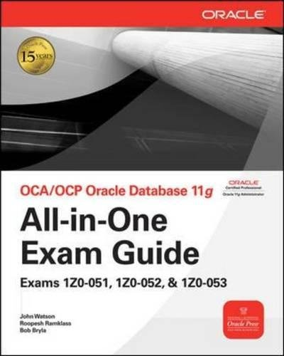 Oracle 11g Books Pdf
