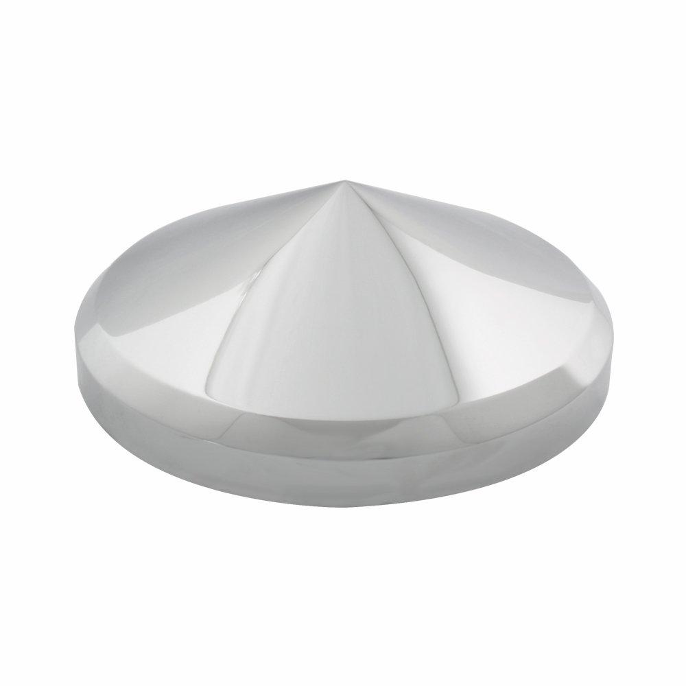 Grand General 20130 Chrome 8 I.D Rear Cone Hub Cap
