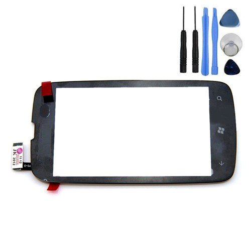 Touch Screen Glass Digitizer for Nokia Lumia 610 - 1