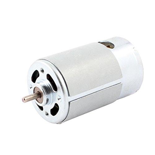 DC 3-12V Magnetic Electric Micro Motor 3750-15000RPM 36mm Diameter