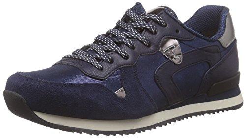 Tamaris Trend 23647, Damen Sneakers, Blau (NAVY COMB 890), 40 EU