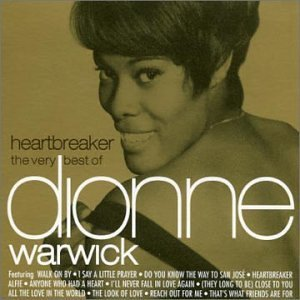 Heartbreaker: The Very Best Of Dionne Warwick By Dionne Warwick (2002-07-22)