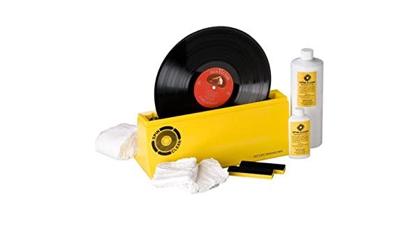 SPIN-CLEAN - COMPLETE RECORD WASHER SYSTEM Mk2 (PKG): Amazon.es ...