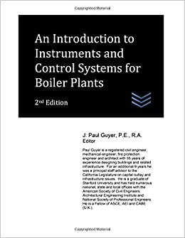 An Introduction to Instruments and Control Systems for Boiler Plants