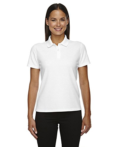 (Devon & Jones Ladies' DRYTEC20 Performance Polo>3XL WHITE DG150W)