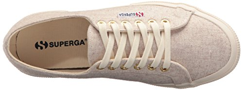 Superga Damen 2750 Woolmelw Fashion Sneaker Haferflocken