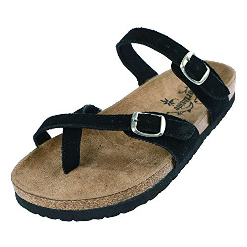ya Sandal, Black, 8 B(M) US ()