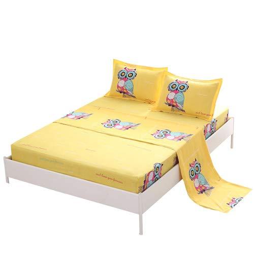 SDIII 4Pieces Bedding Animal Pillowcase