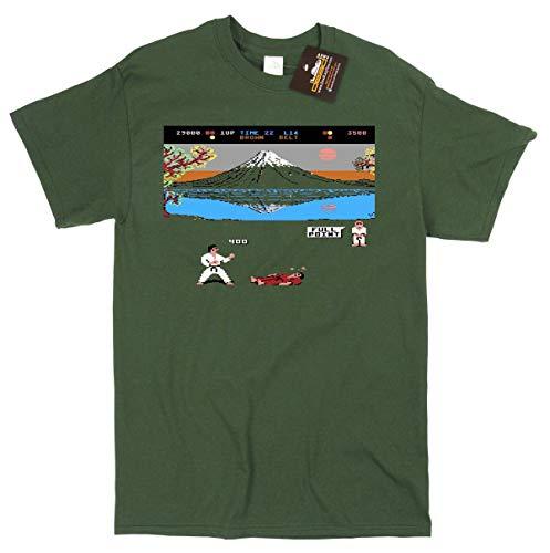 International Karate inspired 80s 8 Bit Game T-shirt