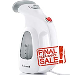 BIZOND Steamer for Clothes Travel and Ho...