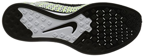 Racer white Da antrachite Flyknit Nike white Black Corsa Scarpe Uomo pxw5wgq