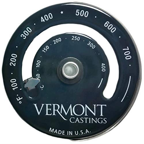 (Vermont Castings Magnetic Wood Stove Thermometer)