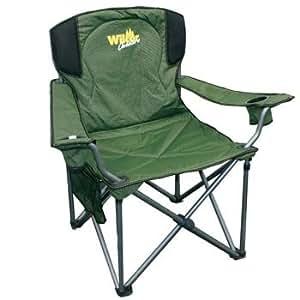 Amazon Com Big Amp Tall Folding Camp Chair 3 Pc Set