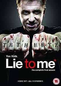 Lie to Me - Season 3 [DVD]