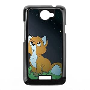 HTC One X Phone Case Cartoon Fox and the Hound Protective Cell Phone Cases Cover DFJ118416