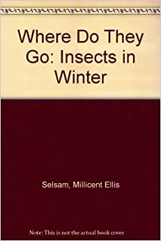 Book Where Do They Go: Insects in Winter