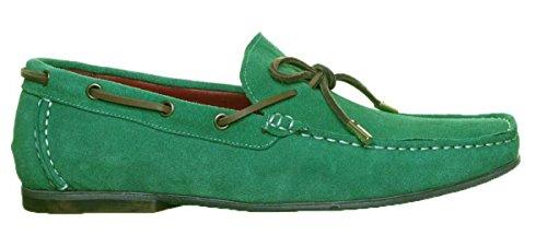 Jeff Banks 0046969352 - Zapatos de cordones para hombre, color marrón, talla 47