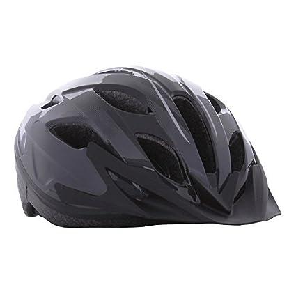 9af6bf068 BTWIN 100 CYCLING HELMET - GREY 54-58CM  Amazon.in  Sports
