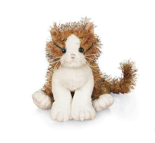 Ganz Lil'Kinz Striped Alley Cat Plush, 6.5