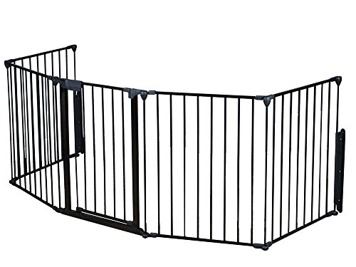 Buy Fireplace Fence Baby Safety Fire Gate For Kids Pellet
